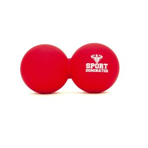 Двойной массажный мяч для миофасциального релиза